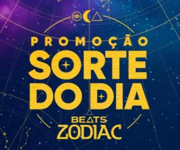 Cadastrar Promoção Skol Beats Zodiac Sorte do Dia