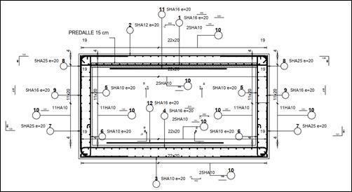 Dimensionnement d'un Dalot (Pont Cadre)