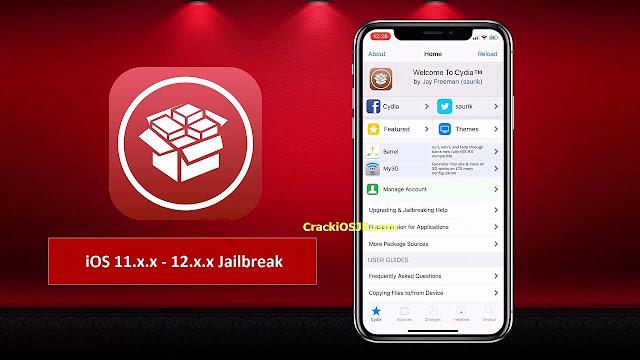 Jailbreak 2018 iOS 12.0.1- طريقة تثبيت جلبريك 12.0.1 بدون كمبيوتر للايفون
