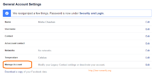 How to Deactivate Fb Account Temporarily