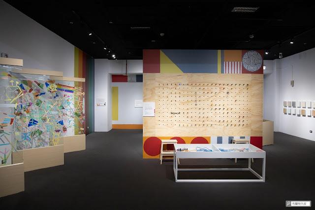 【大叔生活】龍山文創基地,台北市的文創新態度 - 「微美展」的展示空間,讓大家的創作都能被看到