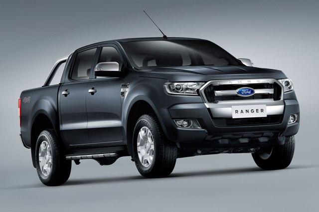 Ford Ranger 2018 sẽ sớm được phân phối tại các đại lý Ford địa phương