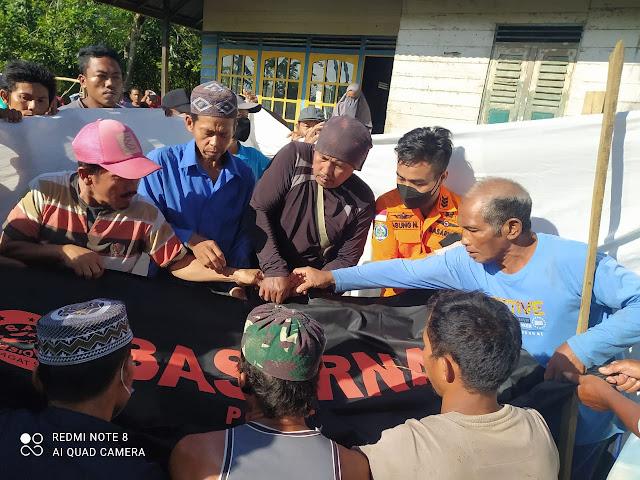 3 Hari Pencarian, Saefudin Ditemukan Tidak Jauh dari TKP