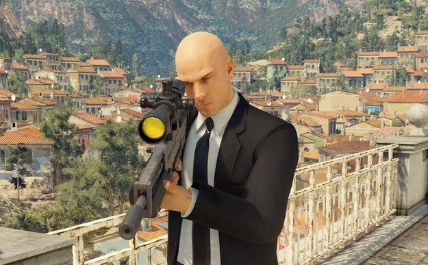 Hitman angered GOG users because it is not completely DRM-free