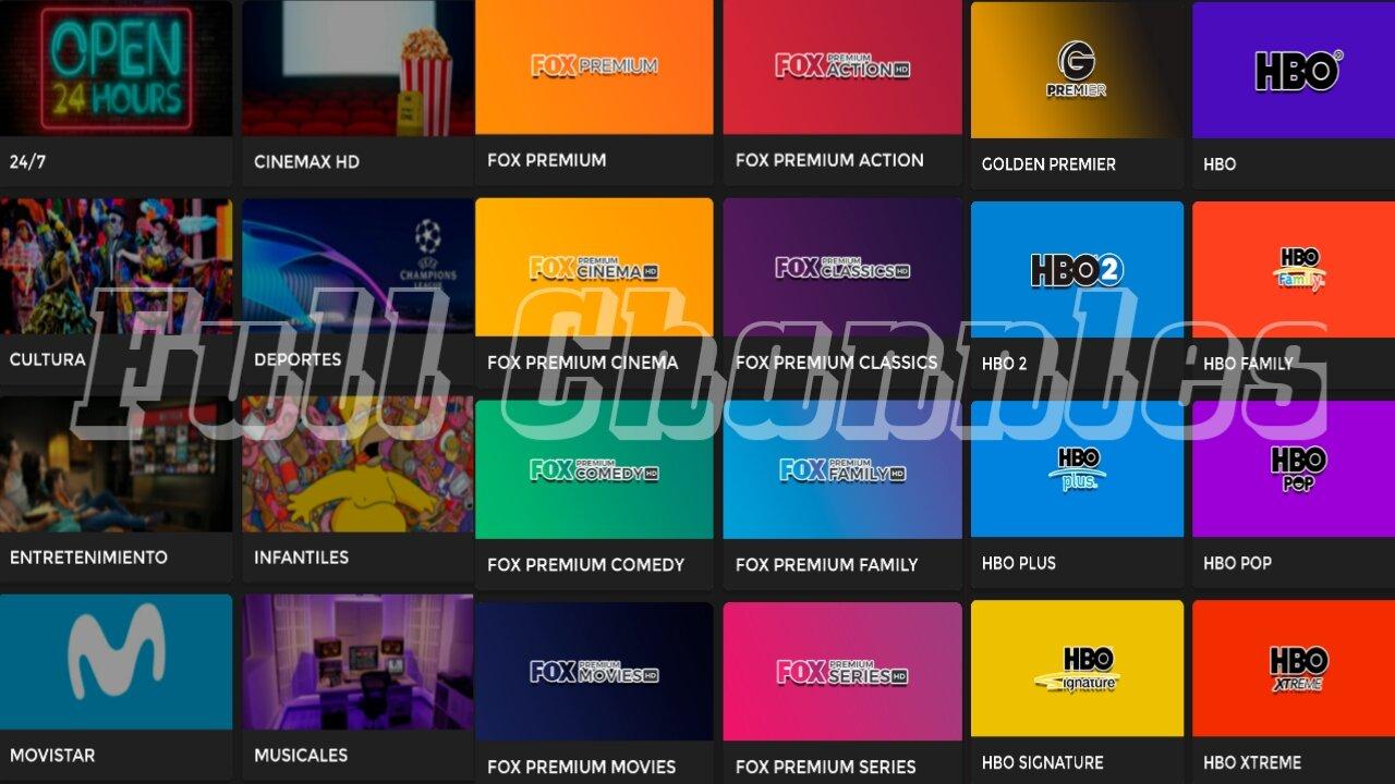حصريا/افضل تطبيق لاتيني لمشاهدة القنوات اللاتينية الترفيهية والافلام مجانا