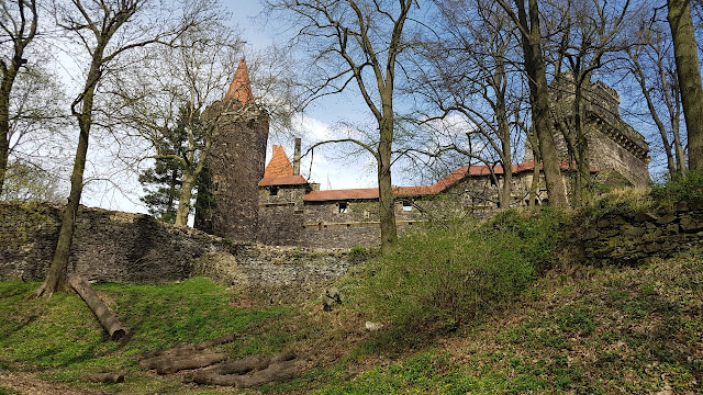 Zamek Grodziec / fot. Małgorzata Kosinska