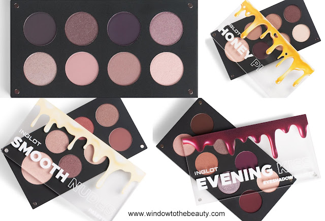 Inglot Love Story Palette Collection