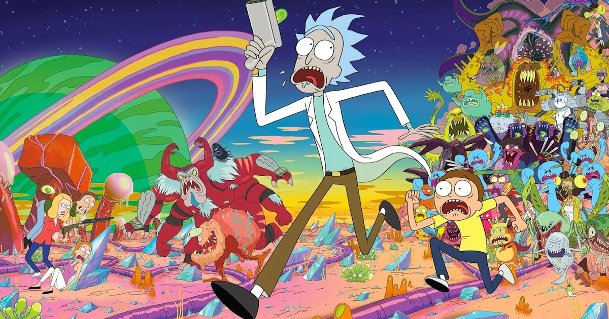 Rick And Morty English Stream