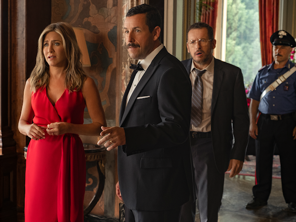 'Murder Mystery' Review: Is Jennifer Aniston And Adam Sandler's Re-Team Worth The Wait?