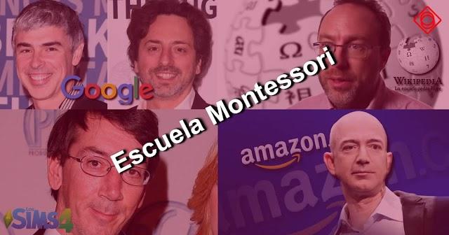 Los 5 genios de la tecnología que estudiaron en una escuela Montessori y se volvieron exitosos