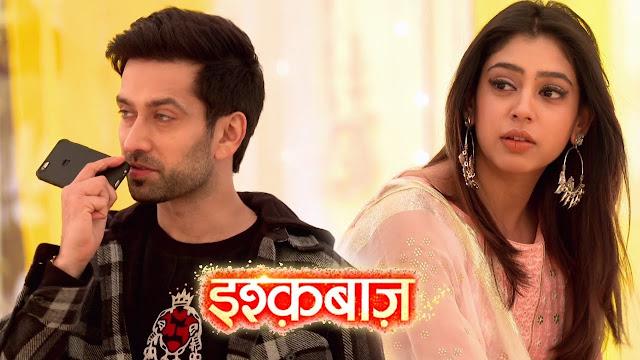 Mindblowing Twist : Shivaansh and Mannat's marriage deal ahead in Ishqbaaz