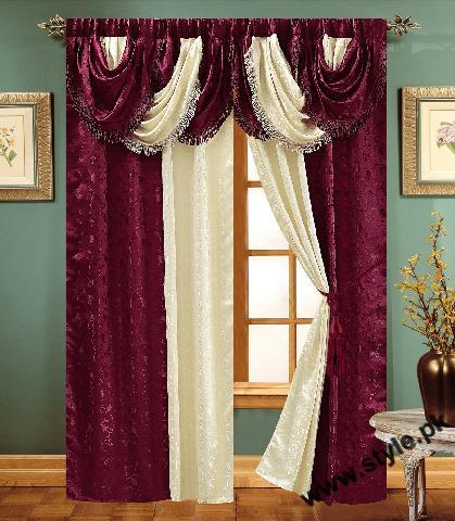 Fashion News Stylish Curtain Designs