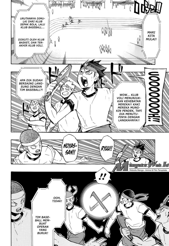 Haikyuu Chapter 203-20