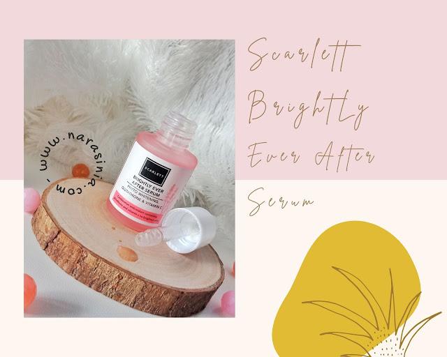 scarlett brightly ever after serum