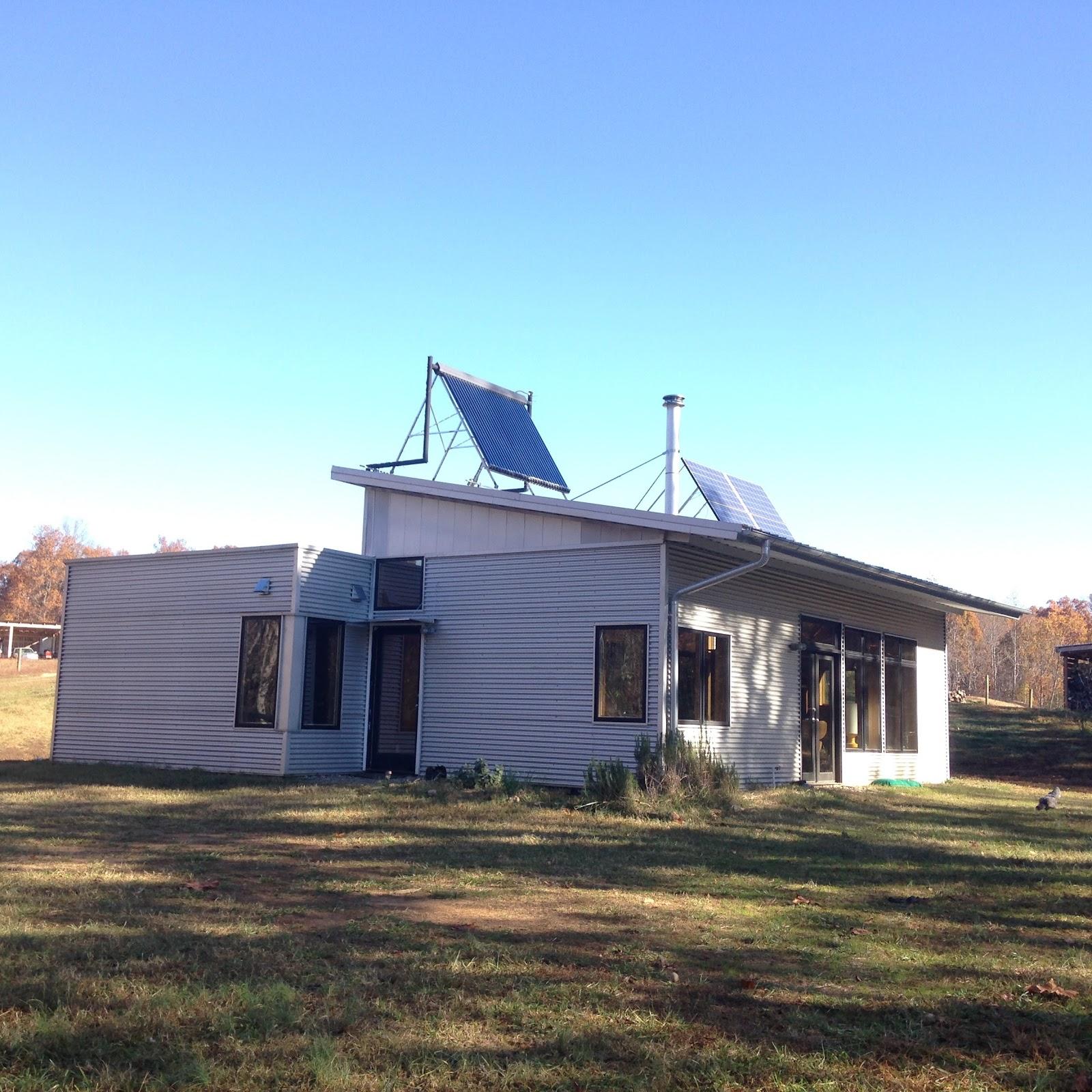 Net Zero Passive Solar Prefab Turns On The Heat