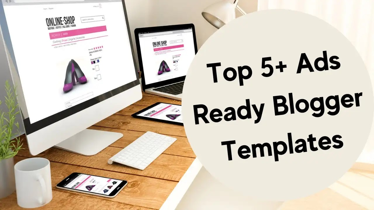 ads ready blogger templates, blogger templates for adsense approval