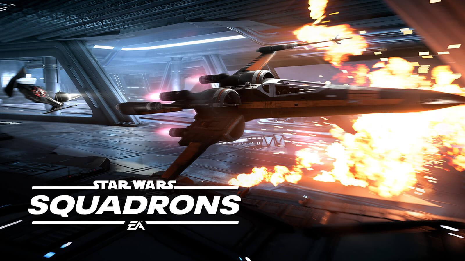 Star Wars %25E2%2580%2593 Squadrons Announced