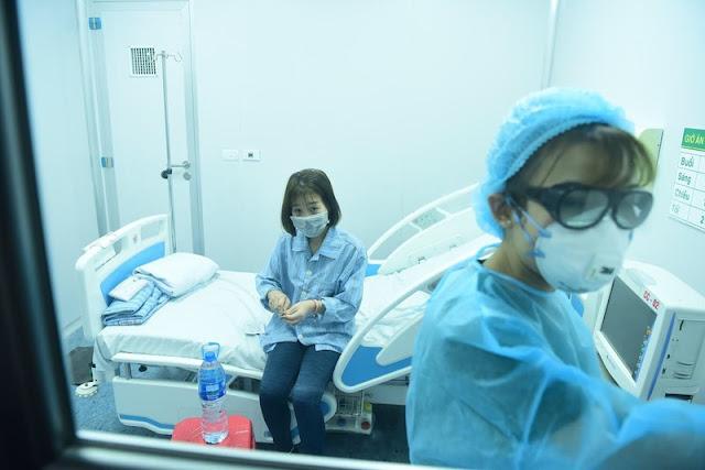Thêm 2 ca dương tính với corona ở Việt Nam đều là người nhà của bệnh nhân Vĩnh Phúc