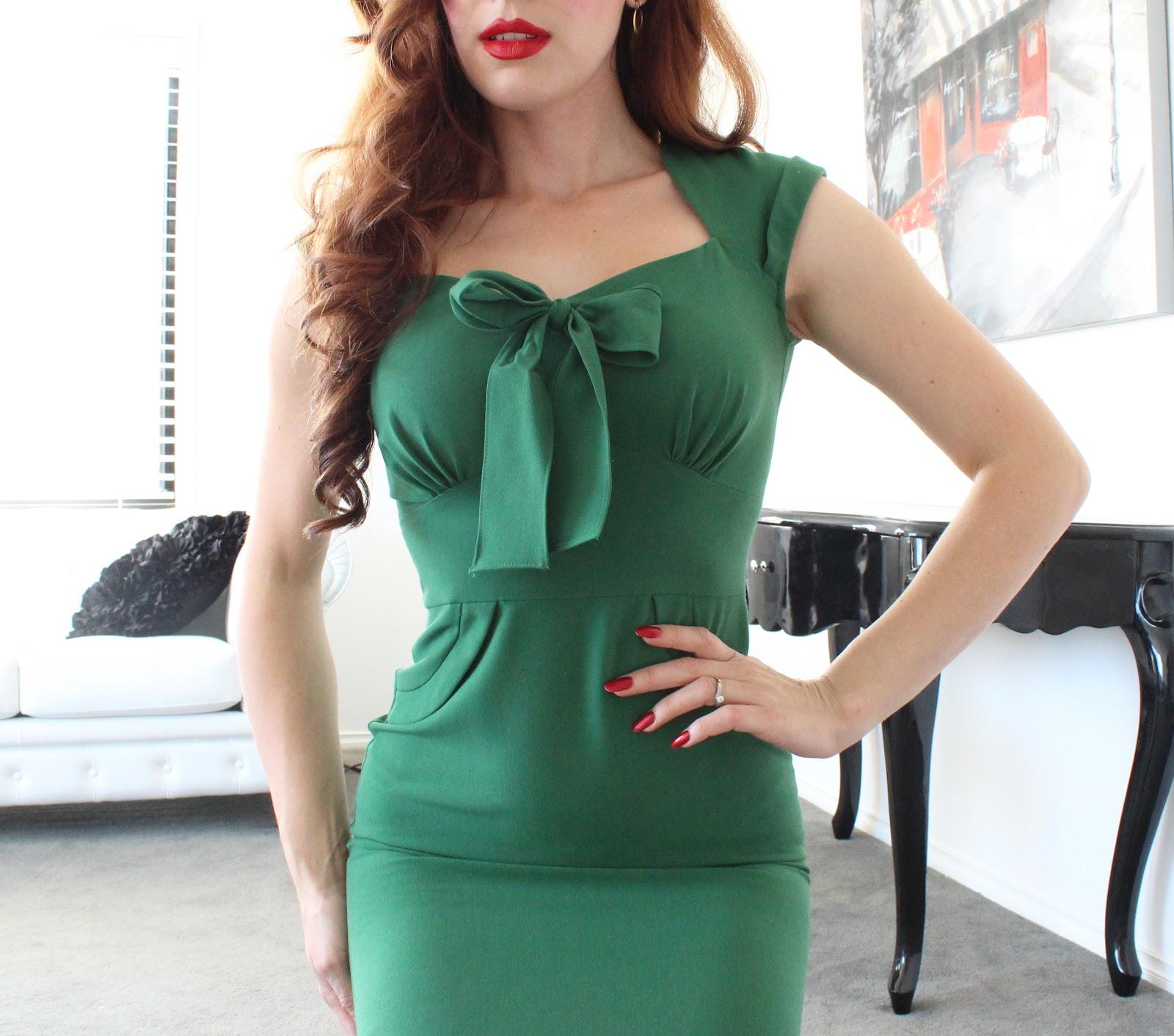 6bb751c9c8 Retro Workwear  Karlie Dress by Stop Staring