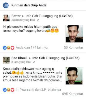 Mas Sugeng dari Pager Wojo Tulungagung Mendadak Tenar Sampai Masuk Berita di Malaysia