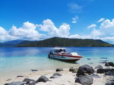 Pesona Teluk Jailolo