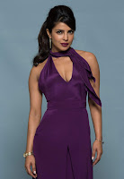 Priyanka Chopra in Mesmerizing Purple Backless Deep neck Gown 4).jpg
