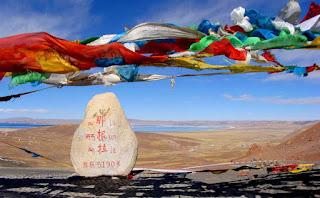 西藏旅遊景點海拔高度