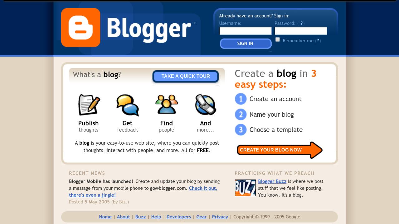 blogspot la gi