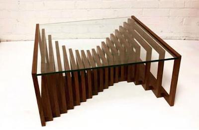 meja minimalis sederhana