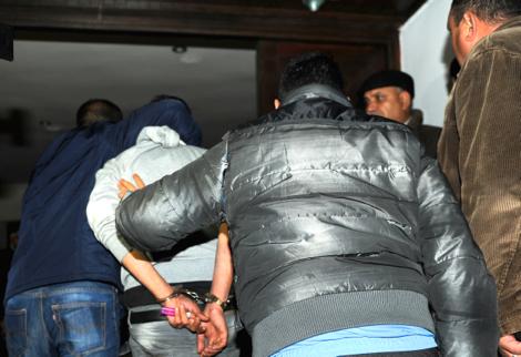 الشرطة تطهر شوارع فاس من محترفي لصوصية