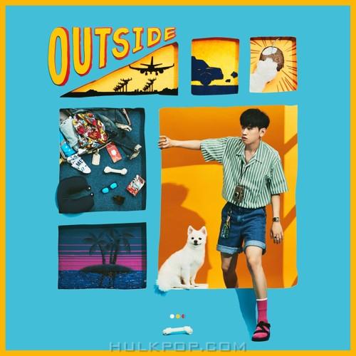 CRUSH – Outside – Single (ITUNES MATCH AAC M4A)