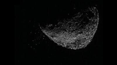 A NASA está estudando o asteroide Bennu para descobrir por que está ejetando partículas