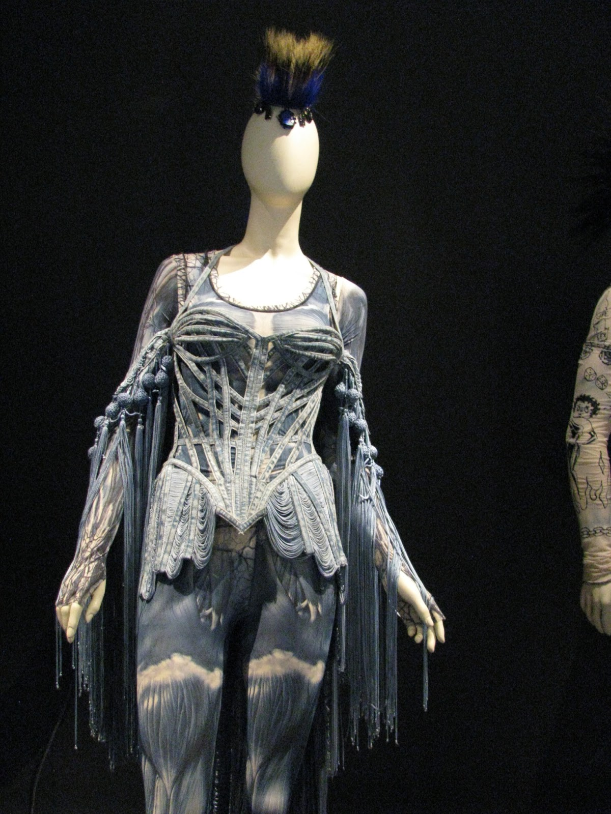 review jean paul gaultier exhibition rotterdam. Black Bedroom Furniture Sets. Home Design Ideas