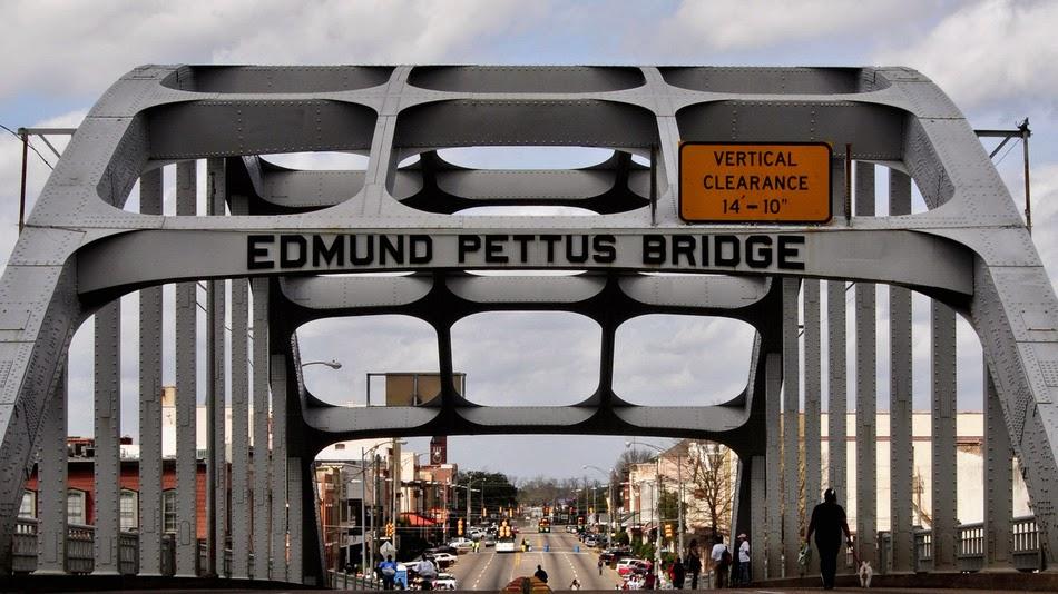 O que há em um nome? Ponte de Selma e Edmund Pettus