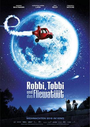Robby & Toby's Fantastic Voyager 2016 BRRip 720p Dual Audio In Hindi German