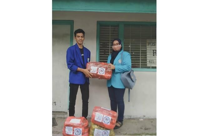 Awali Ramadhan Mahasiswa Pendidikan Sejarah dan Sosiologi Kirim Bantuan Untuk NTT
