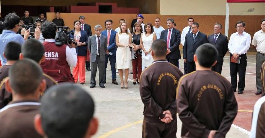 MINEDU refuerza servicio educativo para 2 mil internos de centros de rehabilitación juvenil - www.minedu.gob.pe