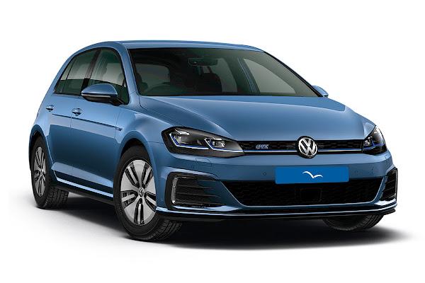 VW Golf GTE: assinatura mensal parte de R$ 3.499 - Unidas