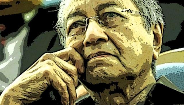 Hinanya Mahathir dipecat sebegitu rupa...