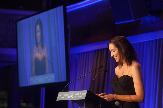 RESOLVE Night of Hope Gala Best Blog Award