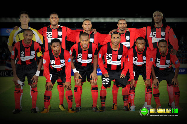 Persipura vs Madura United
