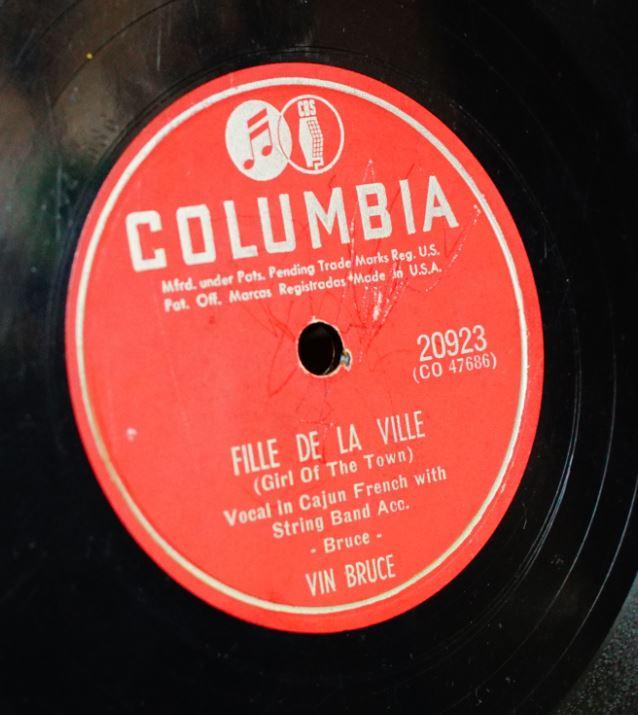Early Cajun Music: \