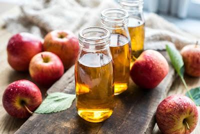 Mascarilla de vinagre de manzana para eliminar las marcas del acné