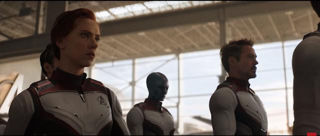 ironman in avengers endgame