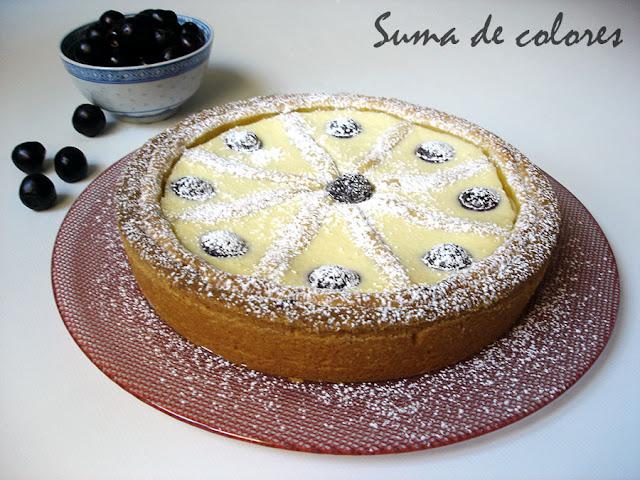 Crostata-Ricotta-cerezas-01