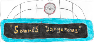 Sounds Dangerous Disney World Attraction Fan Art
