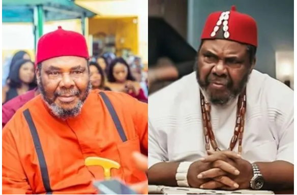 """""""Put condom in his bag"""" – Pete Edochie advises women on how to handle cheating husbands (Video)"""