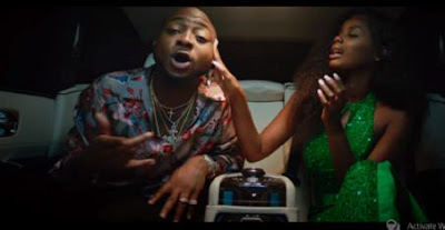 Davido - Fall Video