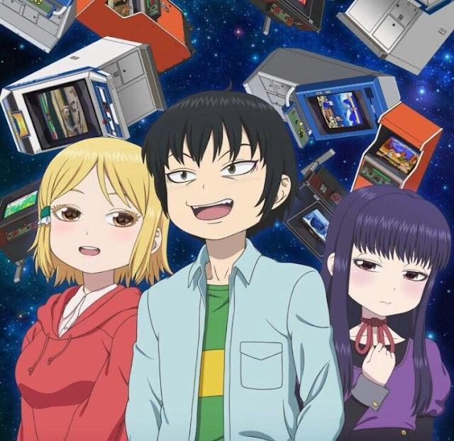 Staf Produser J.C Mengatakan High Score Girl Awalnya Tidak Dimaksudkan untuk Menjadi Anime 3D
