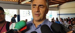 Cartaxo confirma encontro com Cássio e destaca que permanece na oposição